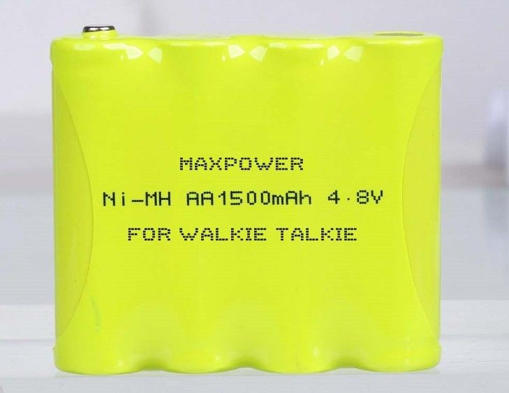 High Voltage NIMH Rechargeable Batteries